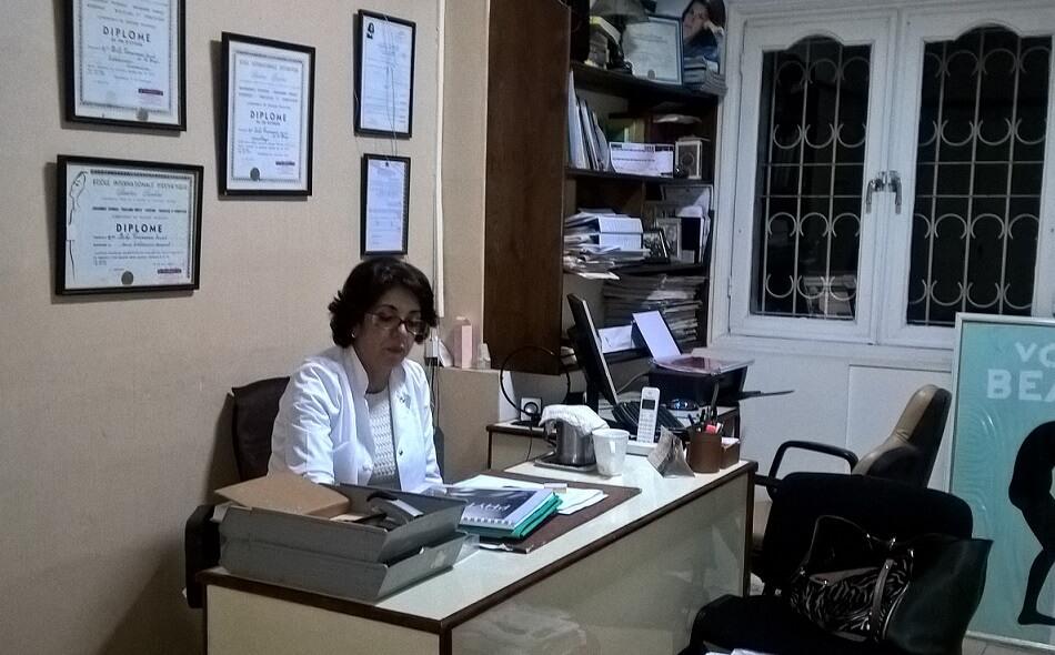 notre partenaire Mme temsamani ecole jouvence